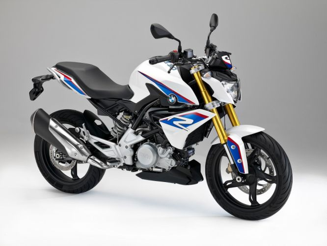 BMW G310 R motorcycles 2015 wallpaper