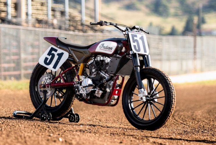INDIAN SCOUT FTR 750 motorcycles 2015 wallpaper