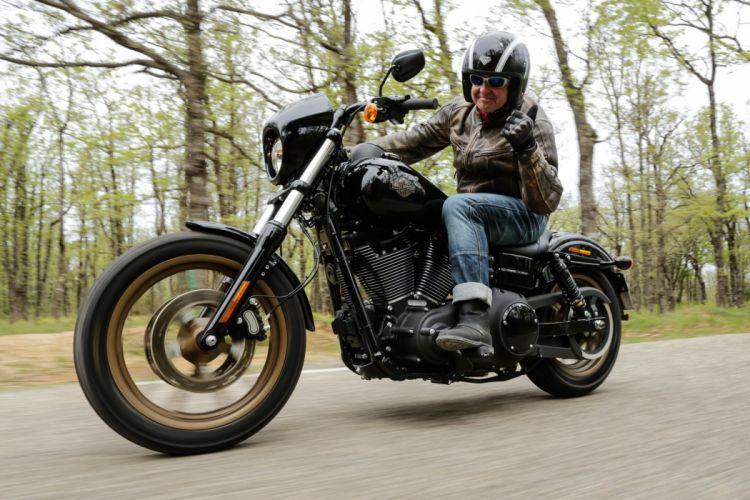 HARLEY DAVIDSON LOW RIDER S motorcycles 2016 wallpaper