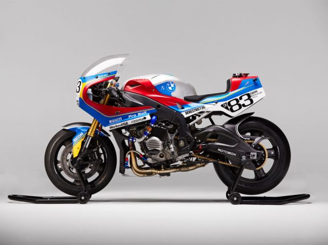 BMW S 1000 RR CUSTOM PROJECT motorcycles 2016 wallpaper