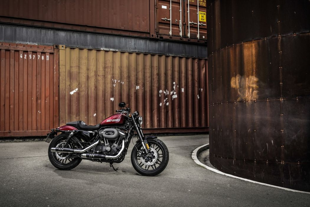HARLEY DAVIDSON ROADSTER motorcycles 2016 wallpaper