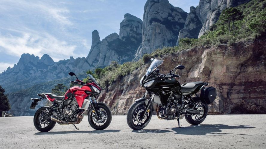 2016-yYamaha Tracer 700 motorcycles 2016 wallpaper