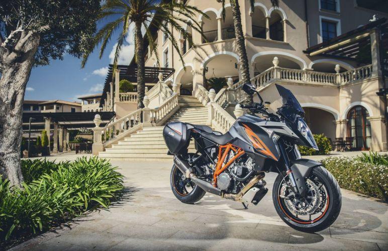KTM Super Duke GT motorcycles 2016 wallpaper