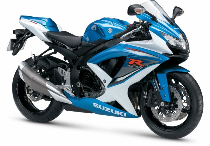 2009 Suzuki GSX-R750 motorcycles wallpaper