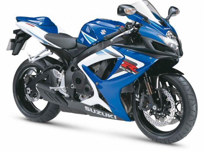 2006 Suzuki GSX-R750 motorcycles wallpaper