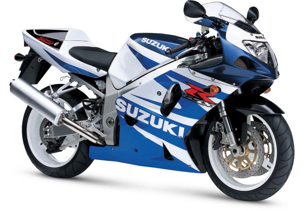 2002 Suzuki GSX-R750 motorcycles wallpaper