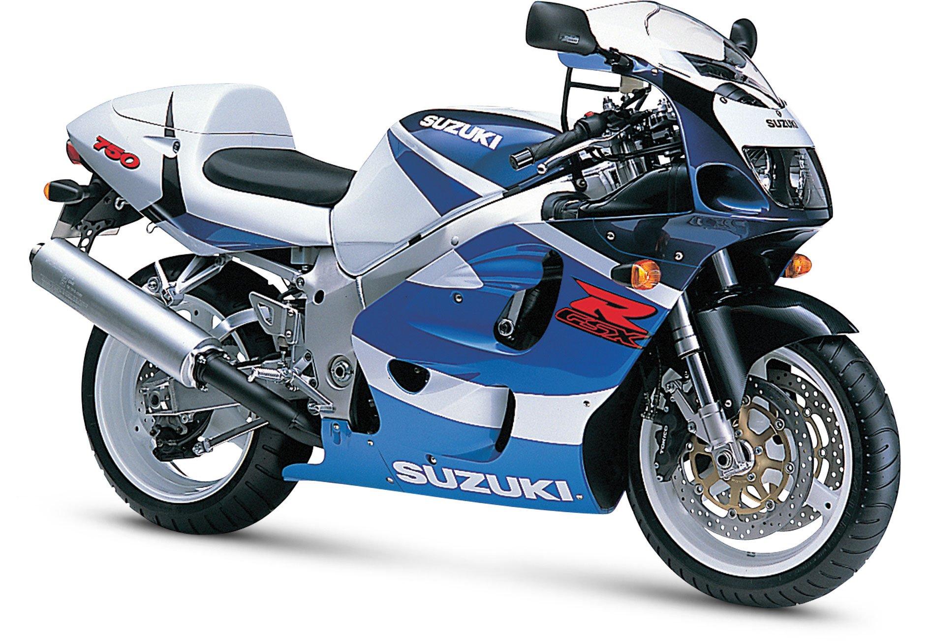 suzuki gsxr 750 - 1000×689