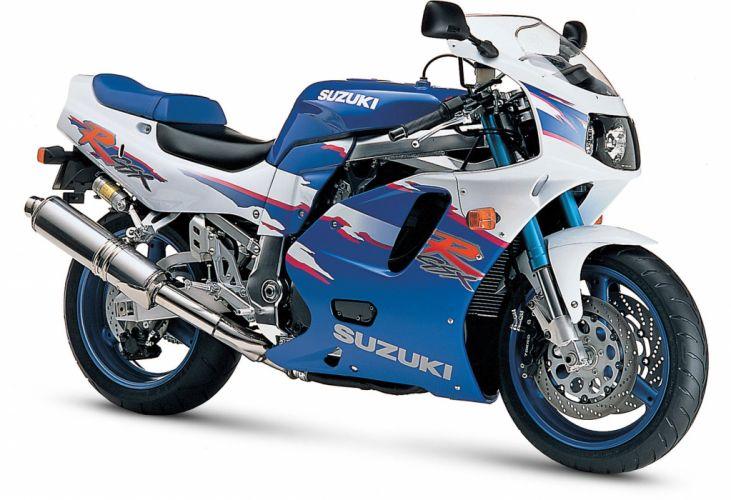 1994 Suzuki GSX-R750 motorcycles wallpaper