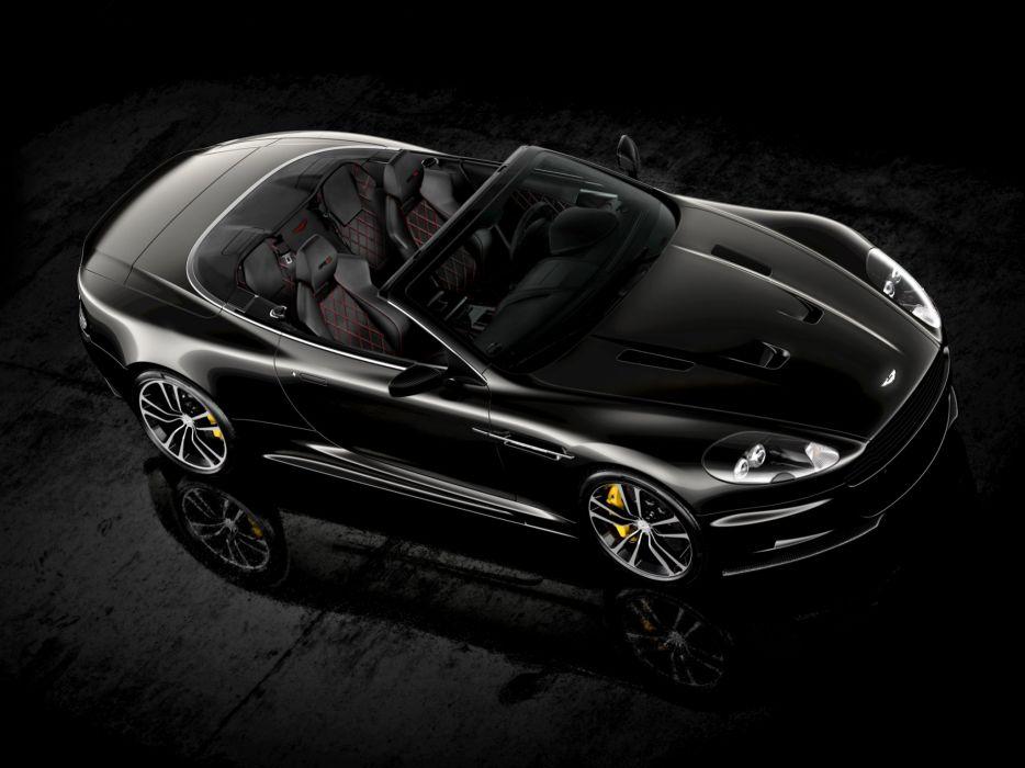Aston Martin DBS Volante Ultimate 2012 wallpaper