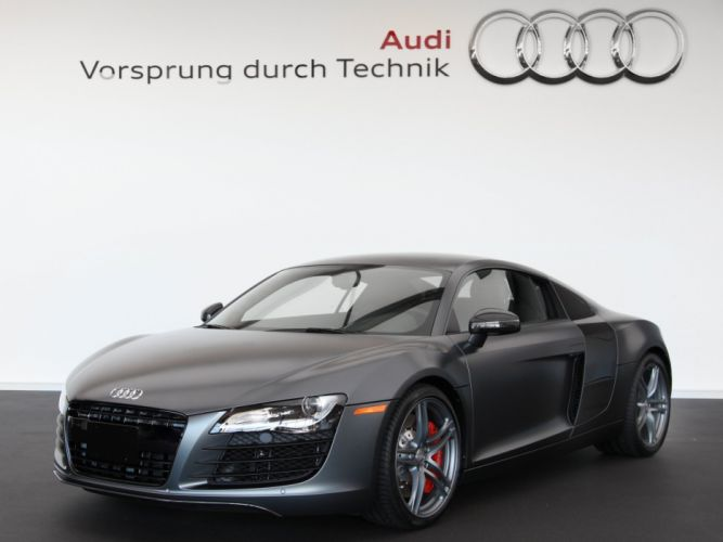 Audi R8 Exclusive Selection Edition 2012 wallpaper