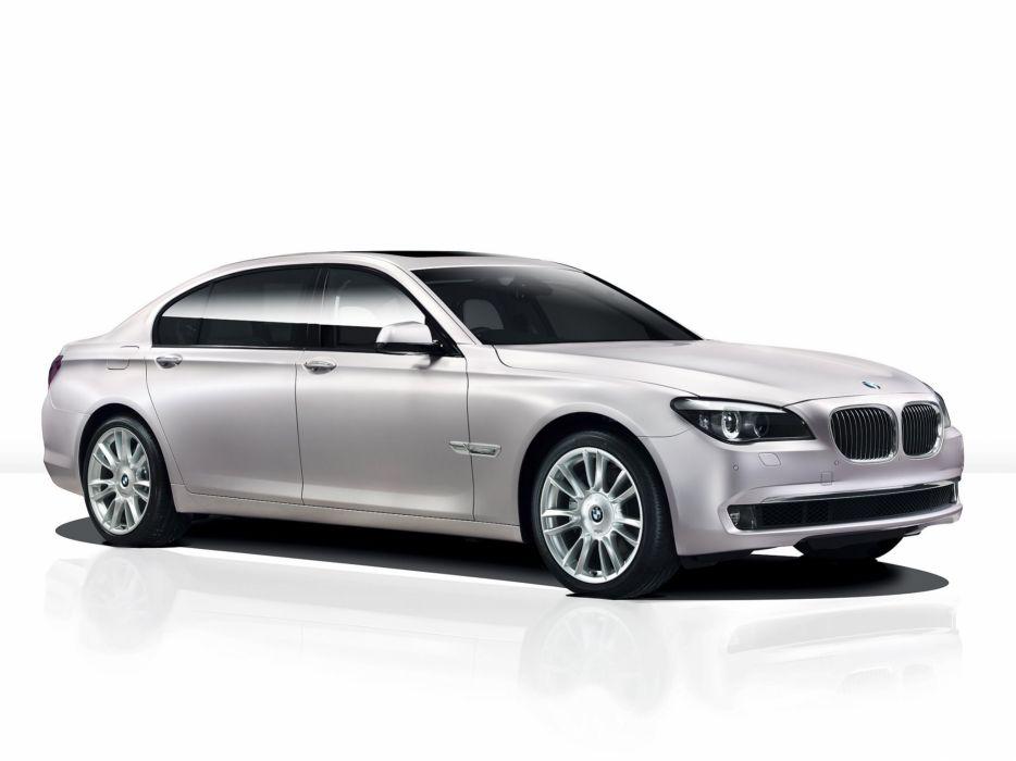 BMW 7 Series Individual by Didit Hediprasetyo 2012 wallpaper