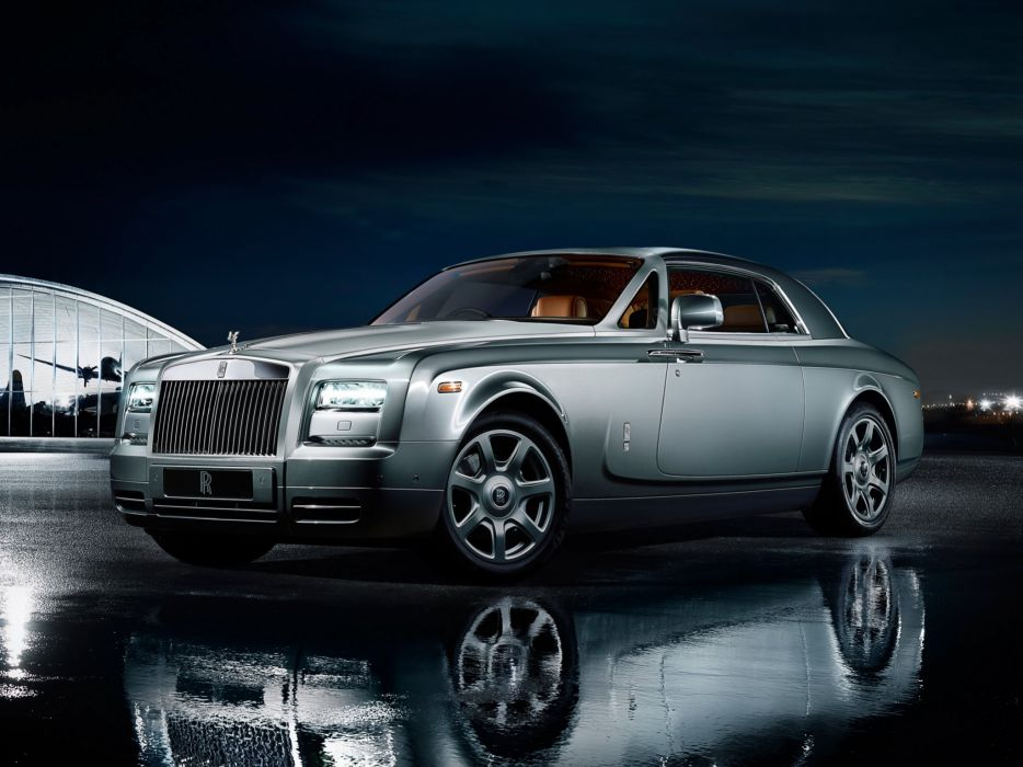 Rolls-Royce Phantom Coupe Aviator Collection 2012 wallpaper