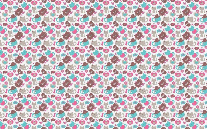 texture love wallpaper