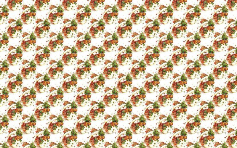 texture snowman wallpaper
