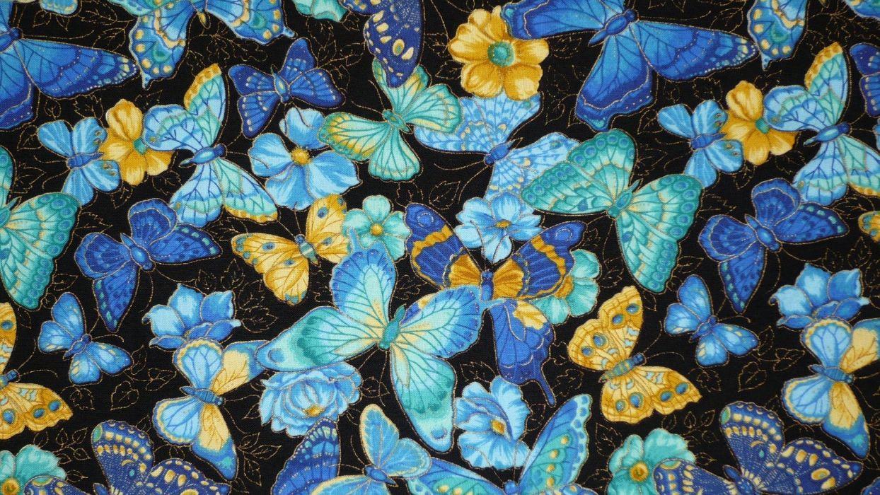 Textures Butterflies wallpaper