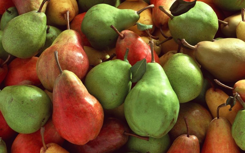 Textures Pears wallpaper