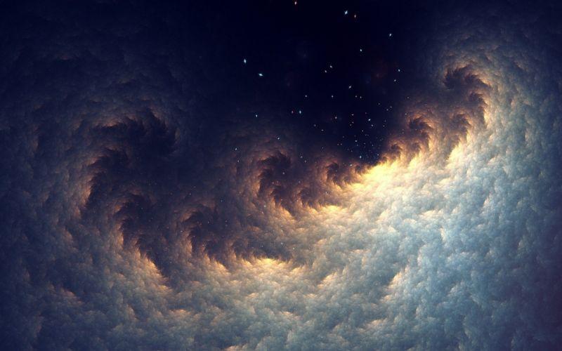 Textures Fantasy sky wallpaper