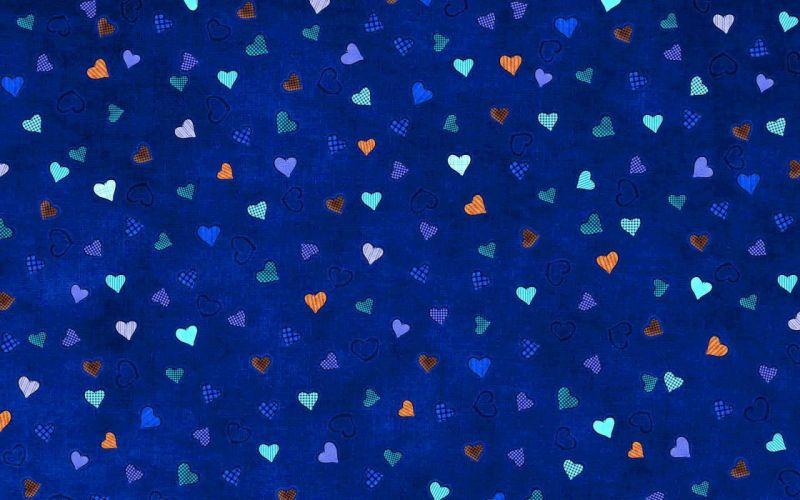Textures Hearts patterns wallpaper