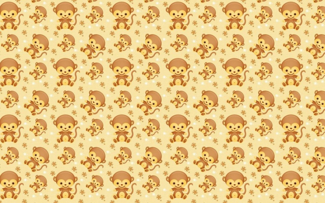 Textures monkey wallpaper