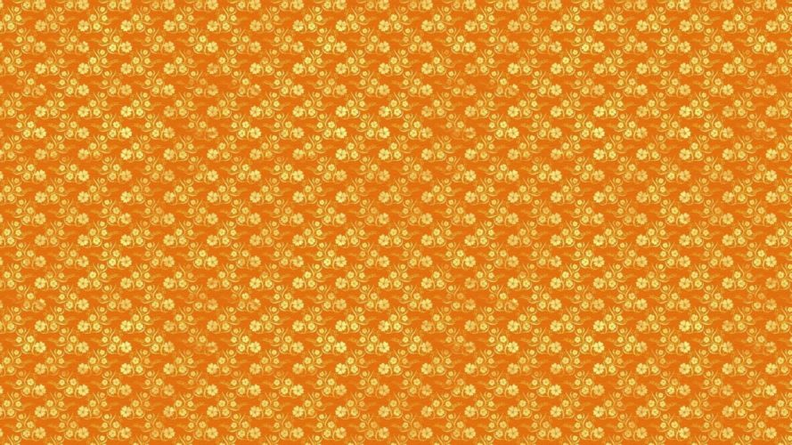 Textures Texture flower yellow wallpaper