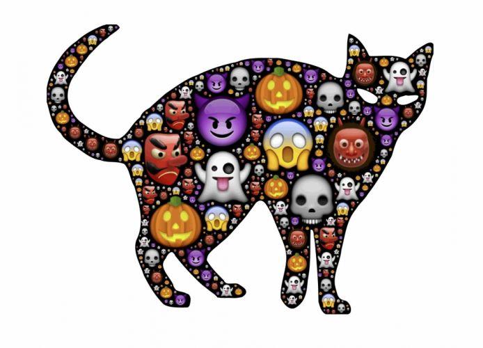 vector Halloween wallpaper