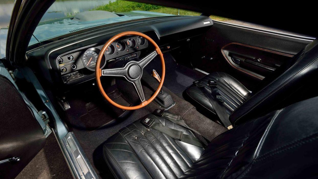 1971 PLYMOUTH HEMI CUDA cars muscles wallpaper
