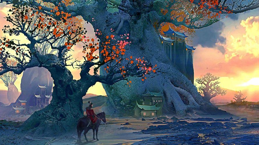 Tal Kai fantasy wallpaper
