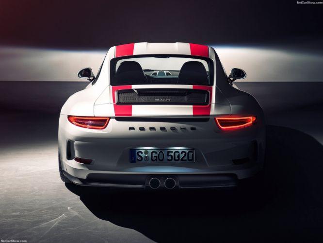 2016 911-R cars porsche (991) wallpaper