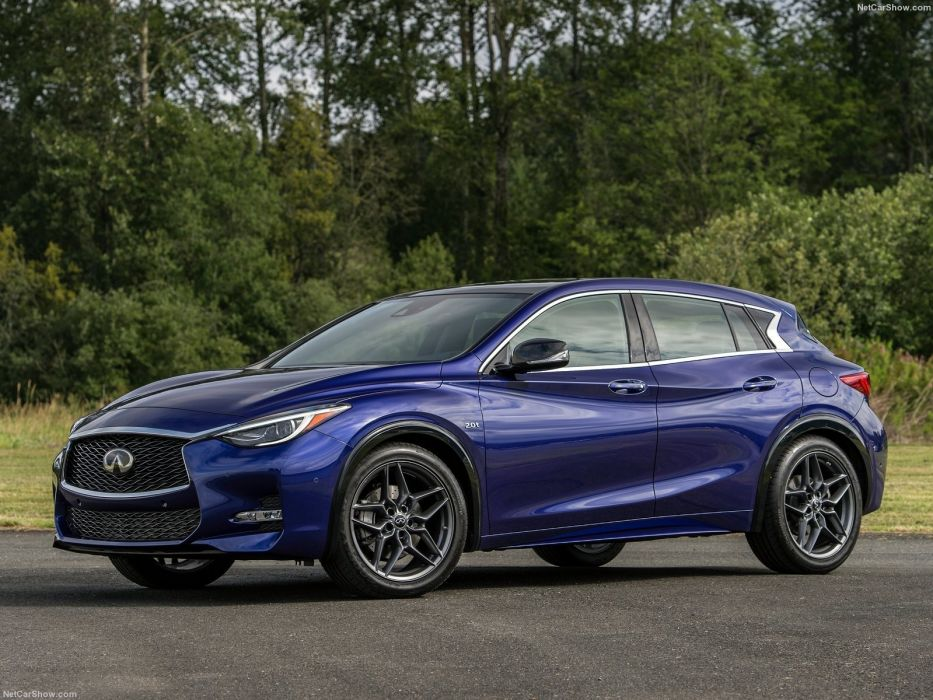 Infiniti QX30 cars suv 2016 wallpaper