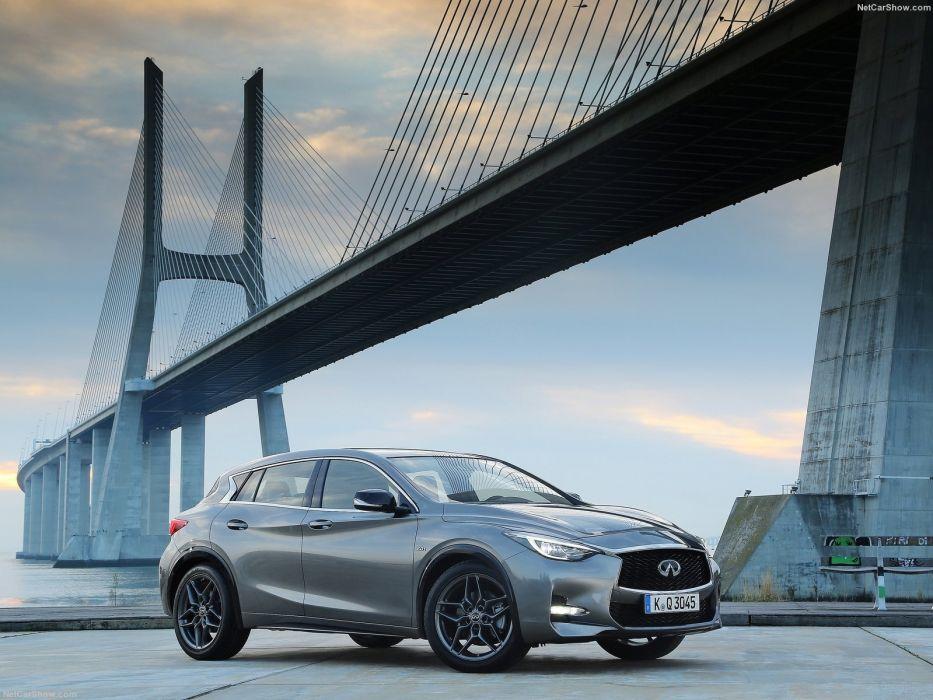 2016 cars infiniti qx30 suv wallpaper