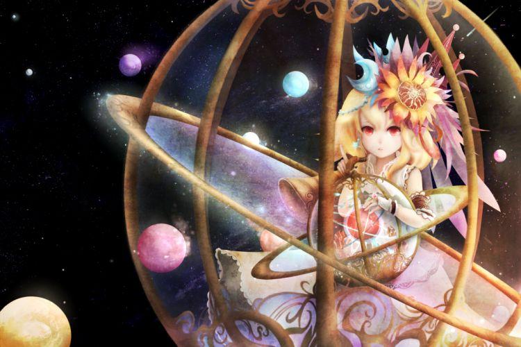 Anime Star anime girl beautiful cute original wallpaper