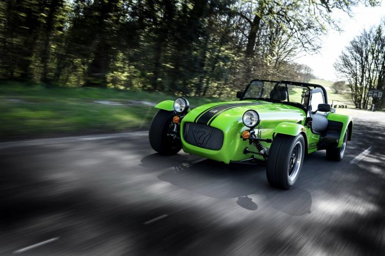 Caterham Seven 275 R wallpaper