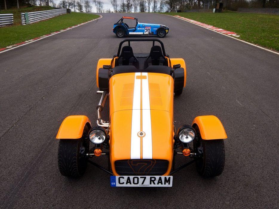 Caterham Seven Supersport cars 2011 wallpaper