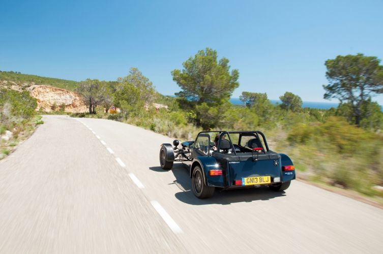 Caterham Seven 485-S cars 2013 wallpaper