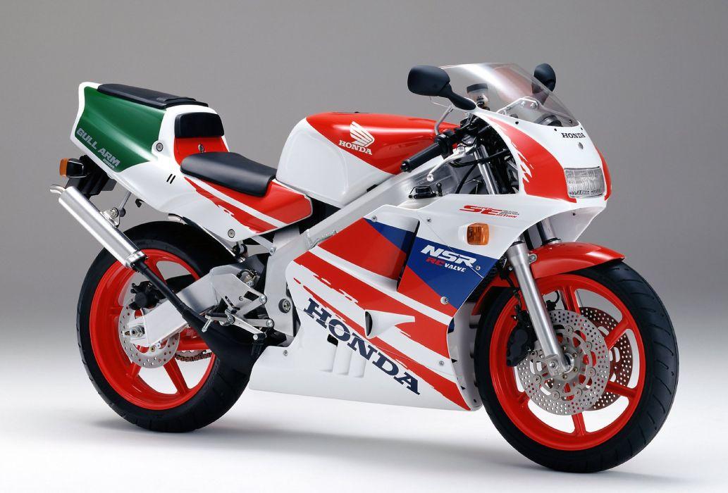 Honda NSR 250R-SE motorcycles 1991 wallpaper