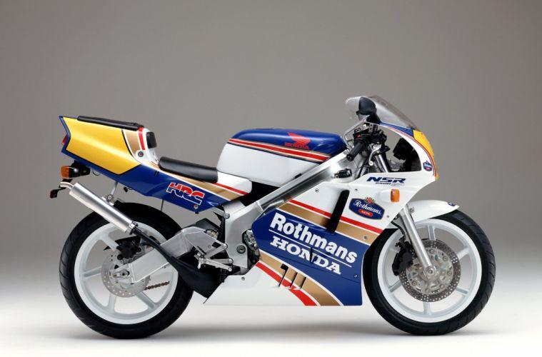 Honda NSR 250R-SP motorcycles 1991 wallpaper