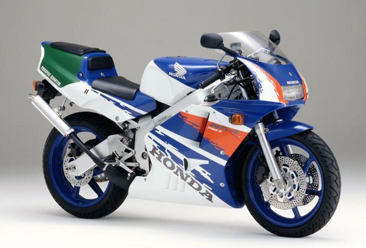 Honda NSR 250-R motorcycles 1991 wallpaper