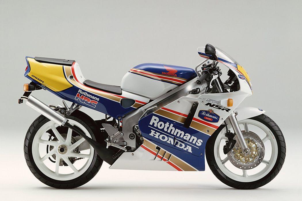 Honda NSR 250R-SP motorcycles 1993 wallpaper