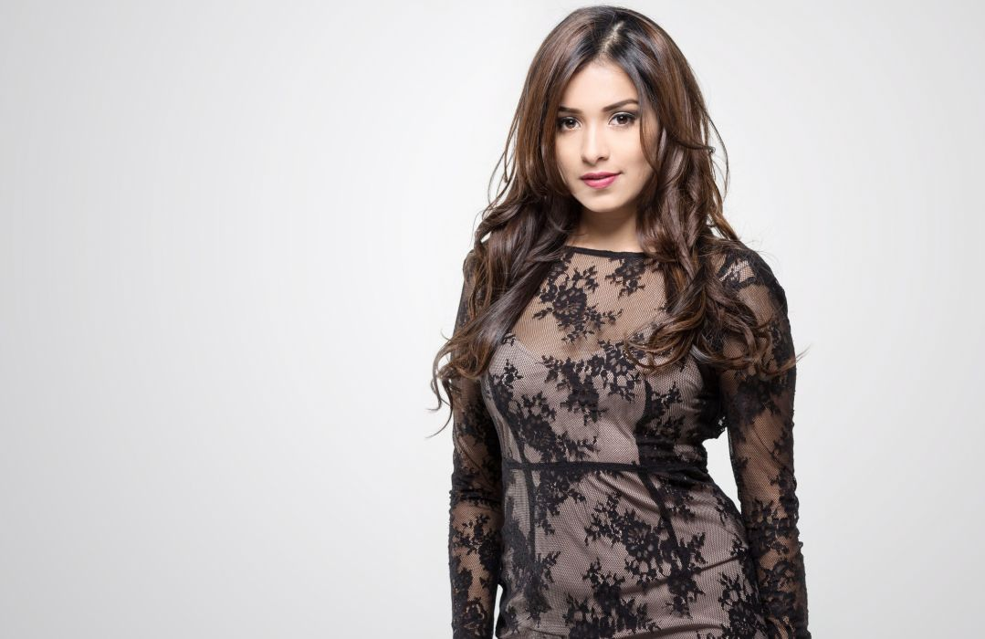 Latha Hegde bollywood actress model girl beautiful brunette pretty cute beauty sexy hot pose face eyes hair lips smile figure indian  wallpaper