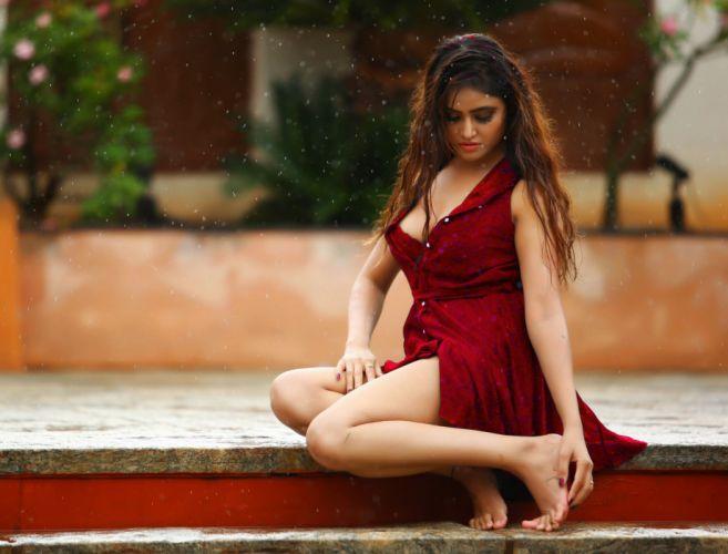 sony charishta bollywood actress model girl beautiful brunette pretty cute beauty sexy hot pose face eyes hair lips smile figure indian wallpaper