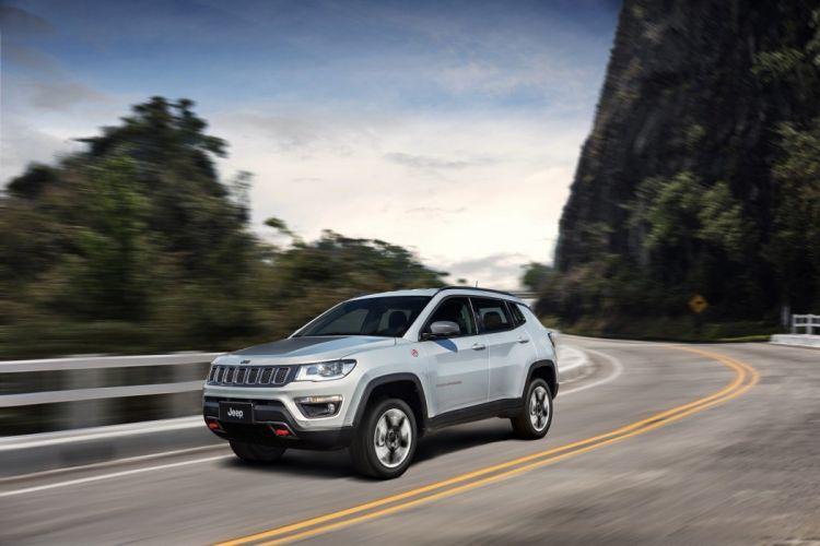 Jeep Compass Trailhawk Latam cars suv 2016 wallpaper