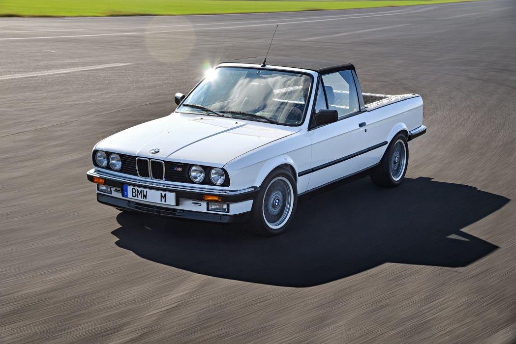 BMW-M3 Pickup (E30) cars 1986 wallpaper