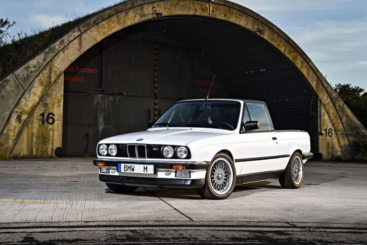 BMW-M3 Pickup (E30) cars 1986 wallpaper