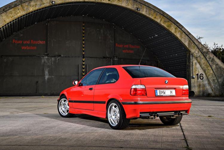 BMW-M3 Compact cars (E36) 1996 wallpaper