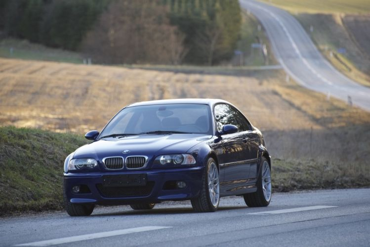 BMW-M3 Coupe Competition Package cars (E46) 2005 wallpaper