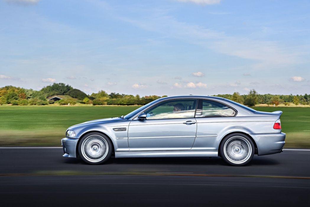 BMW-M3 CSL Coupe (E46) cars 2003 wallpaper