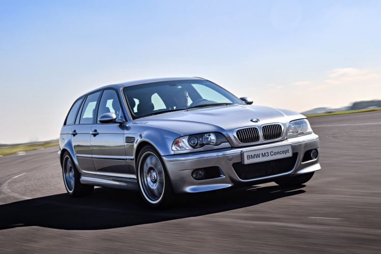 BMW-M3 Touring Concept cars (E46) 2000 wallpaper