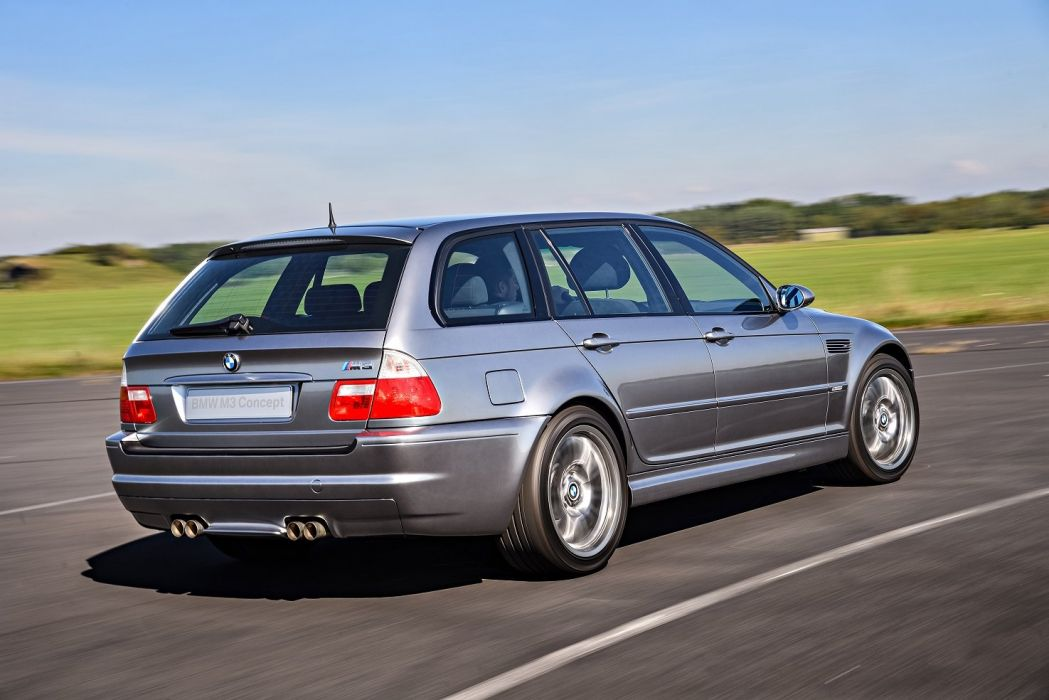 Bmw E46 Touring Wallpaper