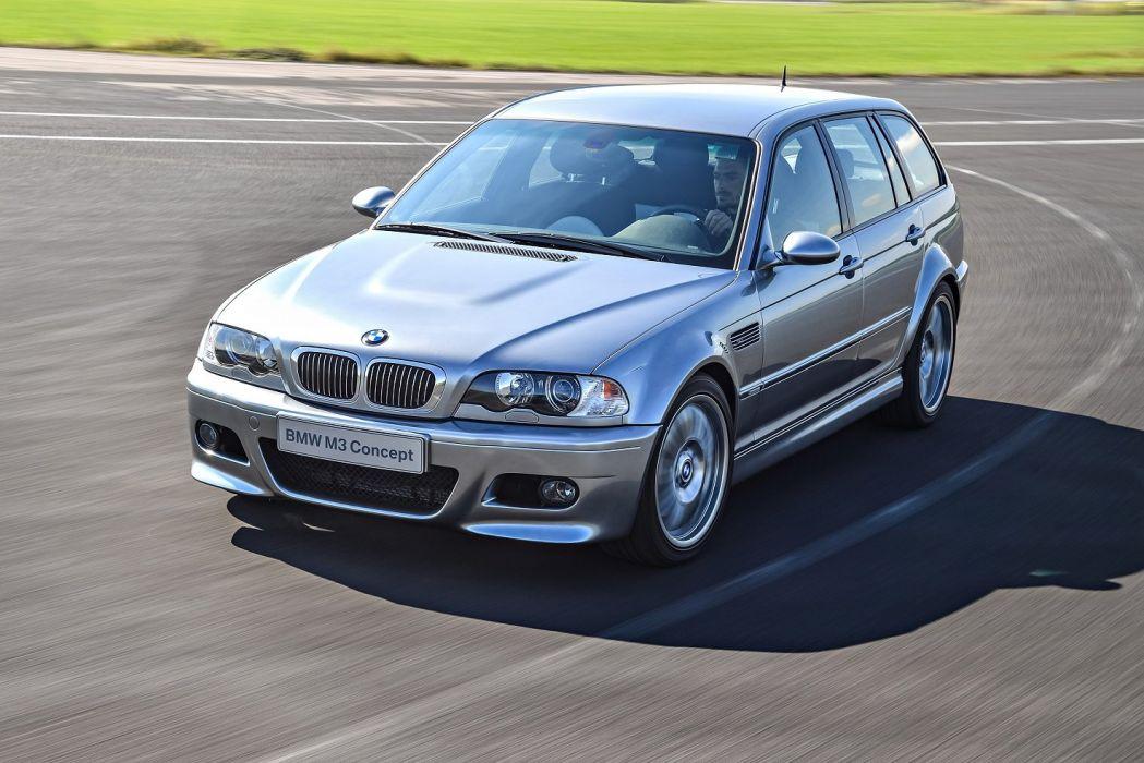 BMW-M3 Touring Concept cars (E46) 2000 wallpaper