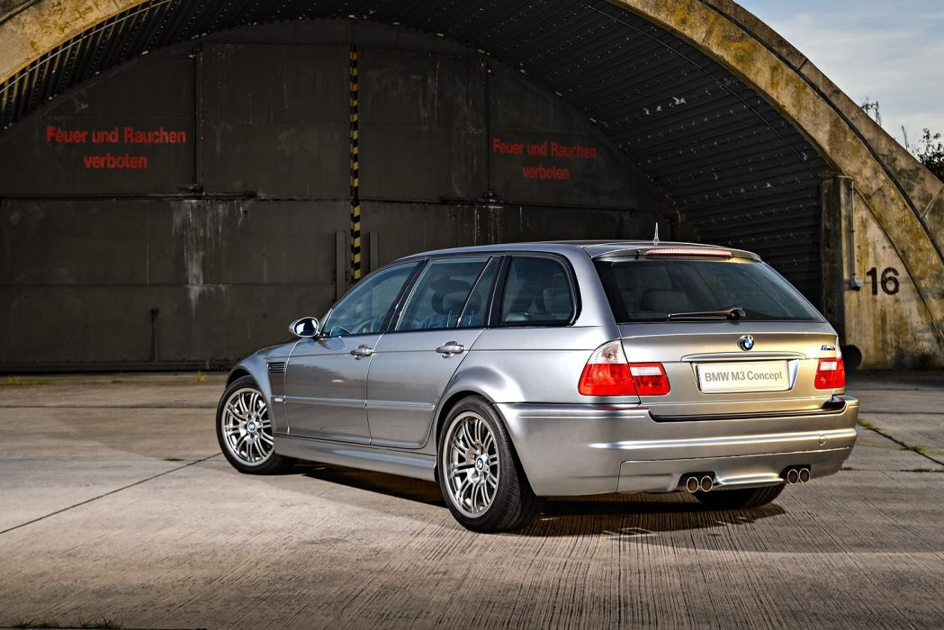Bmw M3 Touring Concept Cars E46 2000 Wallpaper 1475x984 1020799 Wallpaperup